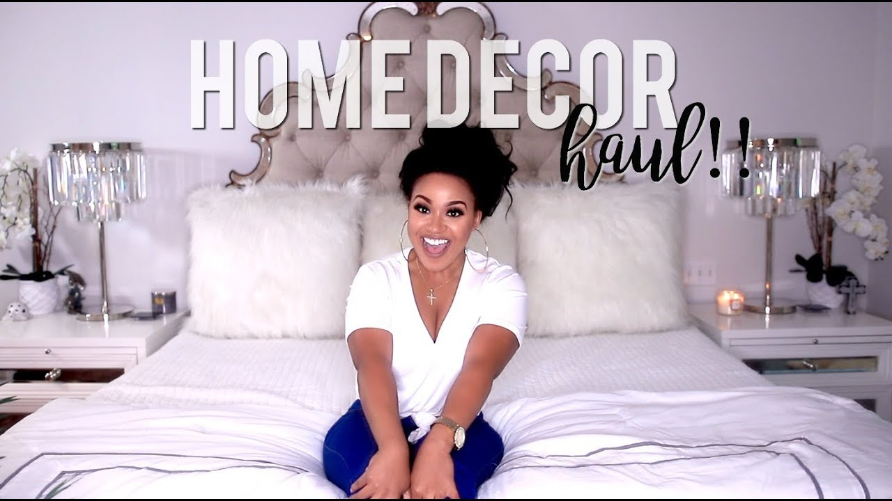 acc95b1e6b8 ZGallerie + HomeGoods Home Decor Haul!!!  HouseToHome - YouTube