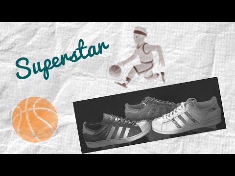 adidas superstar historia