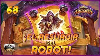 Hearthstone | Pelea de Taberna: El Resurgir del Robot #68