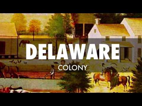 Delaware colony radio call