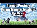 Xenoblade Chronicles 2 Unique Monster Locations Guide (Gormott Province)