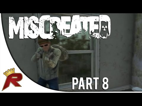 """Miscreated Survival Gameplay - Part 8: """"Shot In The Face!"""" (Pre-Alpha)"""
