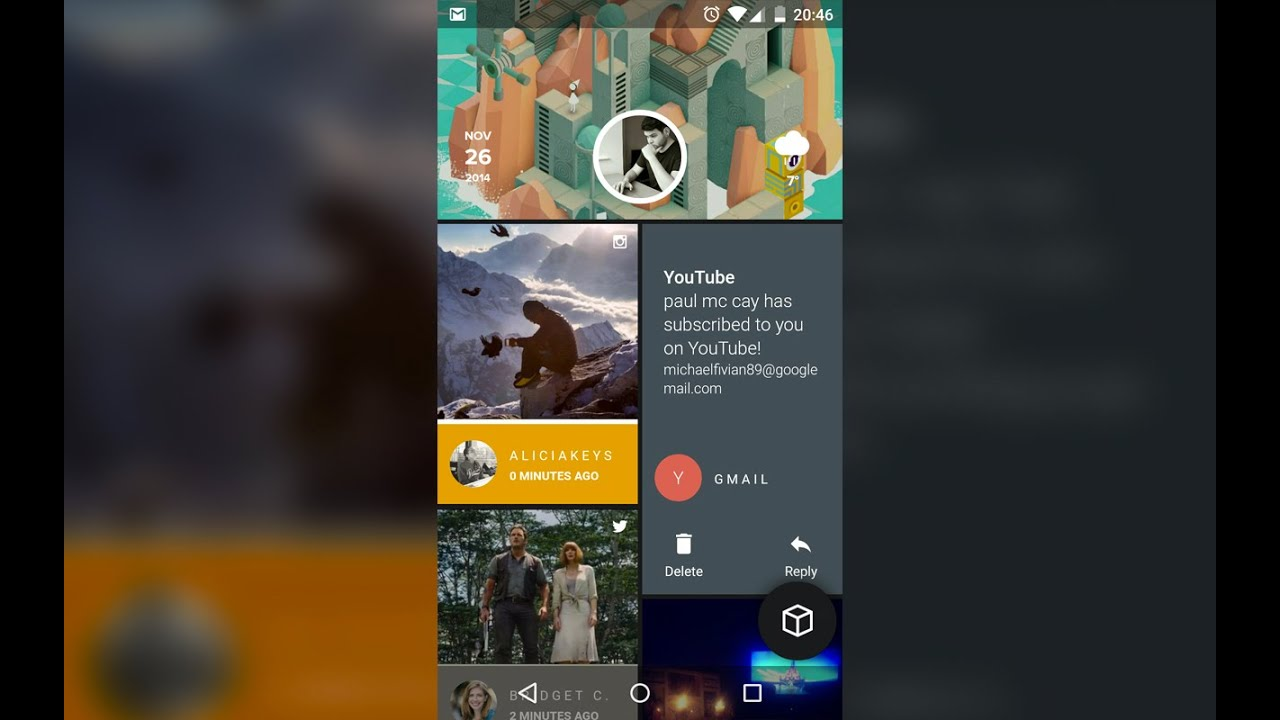 Review: Flow Home Launcher