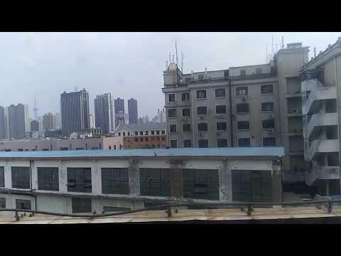 Shanghai Metro Line 4  -  Baoshan Road to Shanghai Railway Station