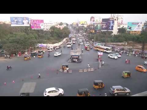 Hyderabad Metro Rail Joyride from Habsiguda to Uppal Metro Station