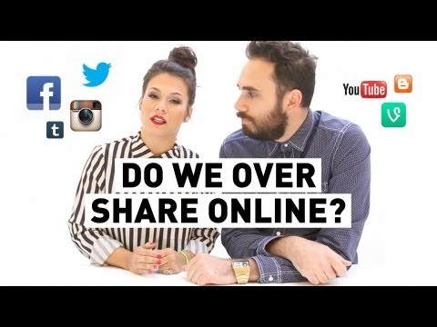 Do We Share Too Much Information Online?