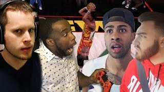 2k Community Team-Up! ITS LIT! CashNasty PrettyBoyFredo-TroydanGaming-LosPollos! DRAMA!