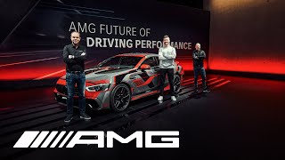 AMG Future of Driving Performance  |  Talking E PERFORMANCE