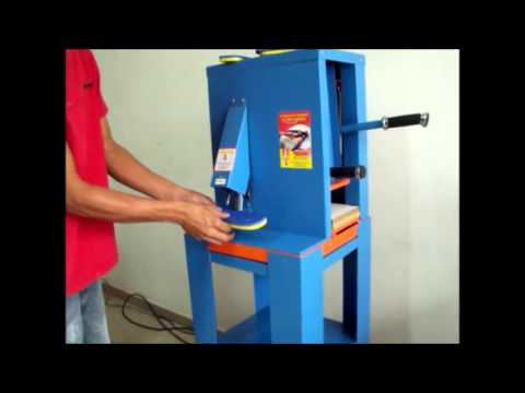 d34dc4a18 Maquina de fabricar chinelos Original Master Mister L - YouTube