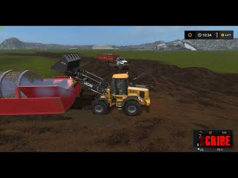 Farming simulator 17 | Gold Mining Wash Plant