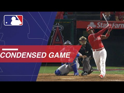 Condensed Game: KC@LAA - 6/6/18