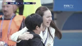 12 ปีกับฟุตบอล เส้นทางชีวิตที่เธอลิขิตเอง Version Thailand