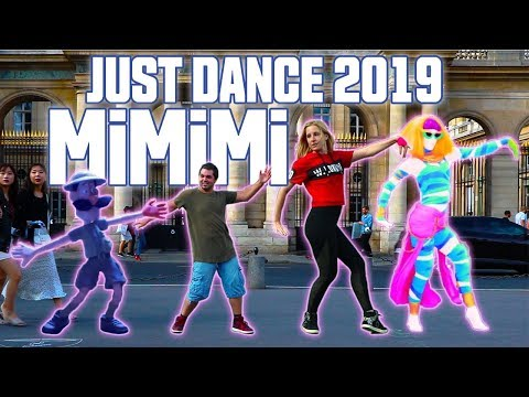 Just Dance 2019 MI MI MI Serebro  Full gameplay