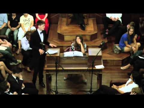 This House Would Rather be in Cambridge than in Chelsea (Comedy Debate) | The Cambridge Union