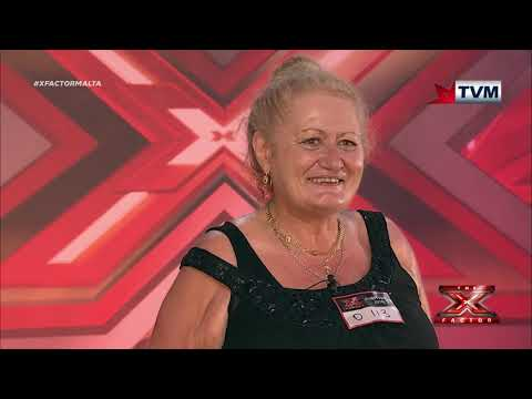 X Factor Malta - Auditions - Day 4 - Antoinette El Cheti