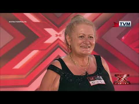 X Factor Malta - Auditions - Day 4 - Antoinette El Cheti