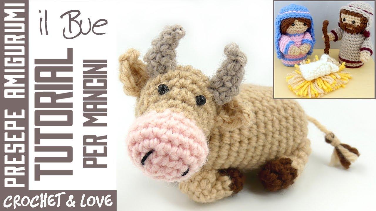 The Worsted Crochet Blog: Crochet Nativity Set (Part 2): Shepherds ... | 720x1280