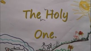 Creation story song, In the beginning God created - בריאת העולם