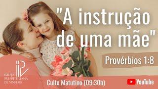A Instrução de uma Mãe