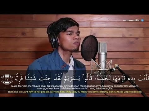 best-quran-recitation-in-the-world-surah-maryam-|-heart-soothing-by-muzammil-hasballah