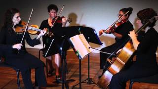 All I Ask of You by Andrew Lloyd Webber string quartet Musical Discovery Chamber Players