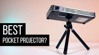 Best Pocket Projector? [Toumei C800s Review!]