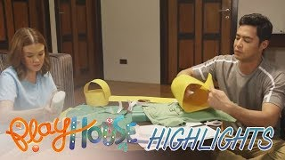 Playhouse: Marlon helps Patty in making Robin's costume | EP 23