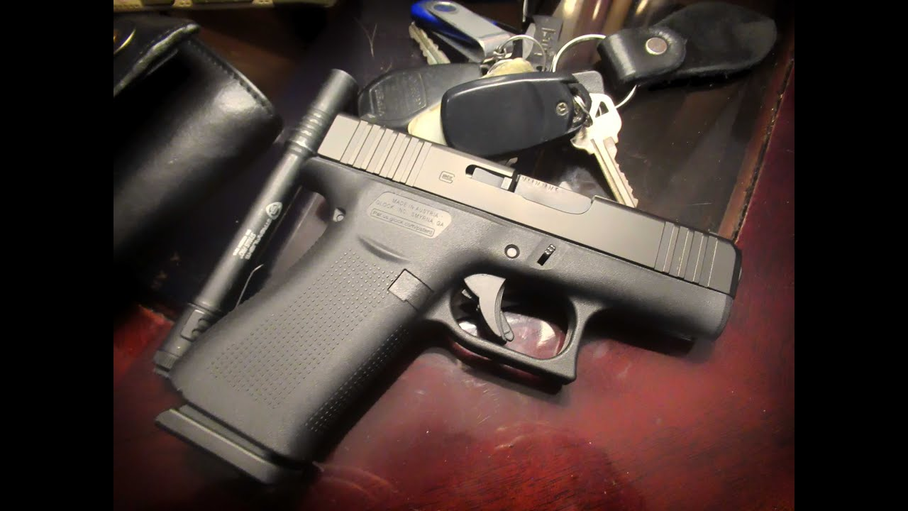 Glock 43x One Year Review