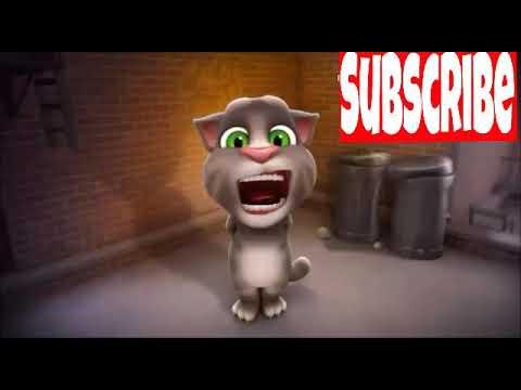 Talking tom funny video/bihari shayari🤗
