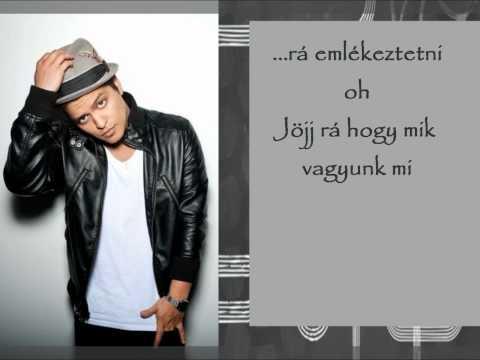 Bruno Mars- Count on me (magyar felirattal)