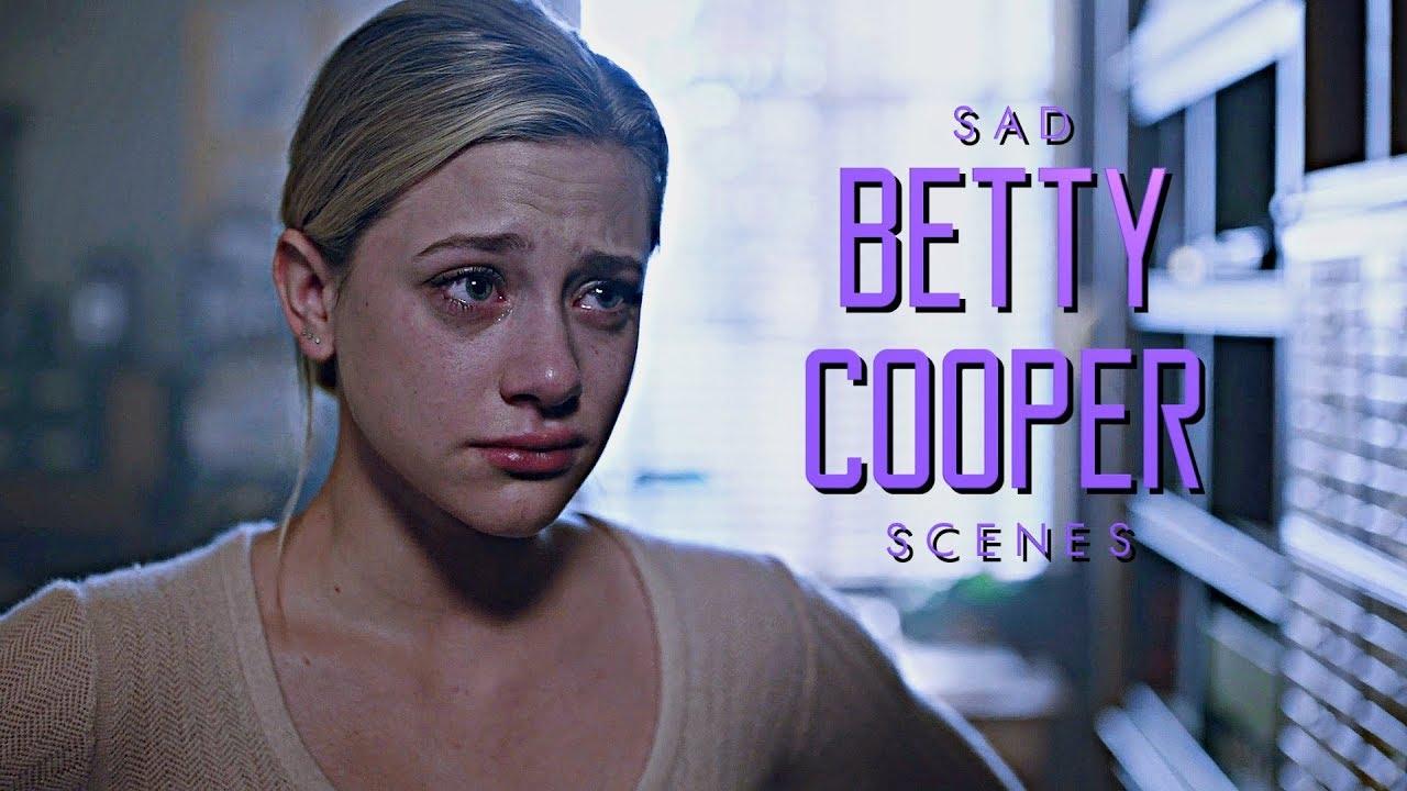 Sad Betty Cooper Scenes 2x08 Logoless 1080p Riverdale Youtube