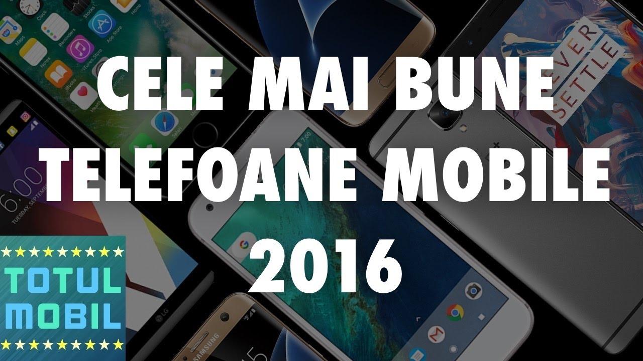 Cele Mai Bune Telefoane Mobile - Decembrie 2016 (Romania)