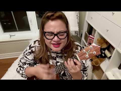 Gravity by Sara Bareilles (ukulele cover) | Donna Morvan