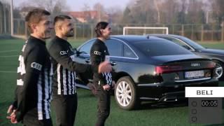 Audi Partizan Challenge No.1