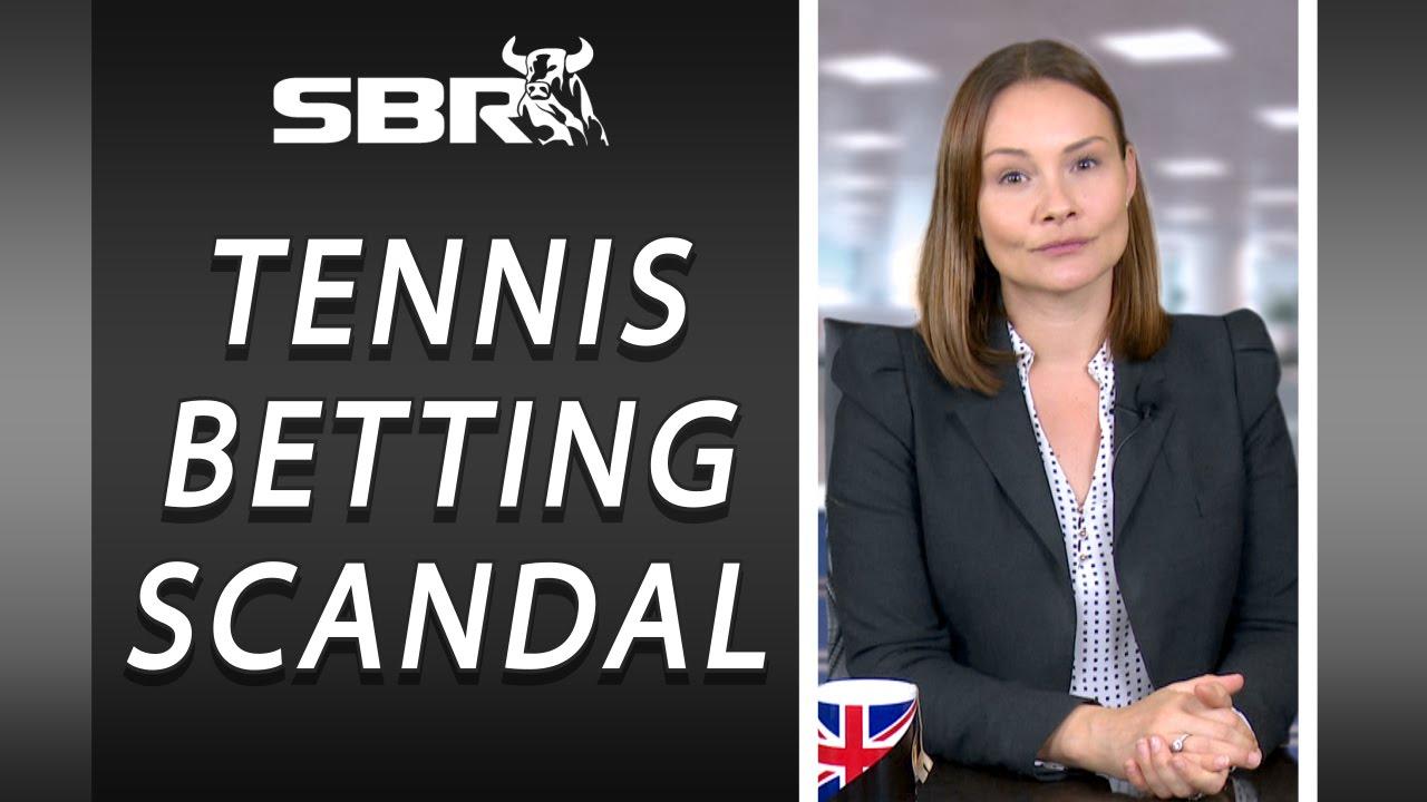 Sbr tennis betting scandal blog sports betting