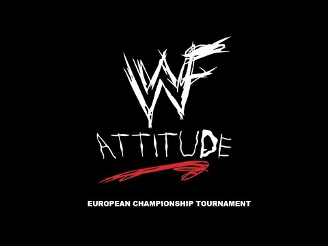 WWE 2K16 Universe - WWE Attitude Roster Episode 4 - European Championship Tournament