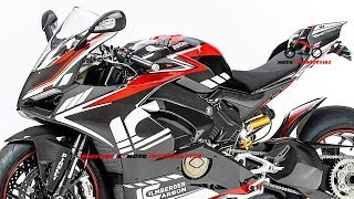 Download Video New 2019 Ducati Panigale V4 Carbon by Ilmberger Carbon | Details Ducati Panigale V4 Carbon 2019 MP3 3GP MP4