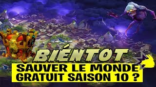 [🔴LIVE FORTNITE 🇫🇷] SAUVER THE WORLD power 124-GO FOR THE 1000 ABO!!!!!!!!
