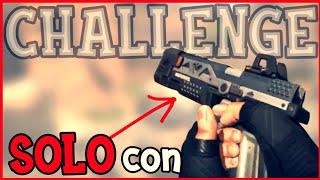 VICTORIA SOLO con RE-45 - Apex Legends Challenge