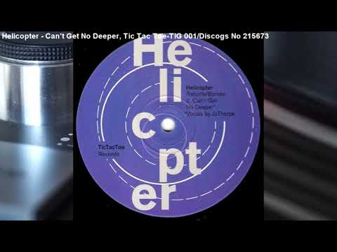 Helicopter - Can't Get No Deeper (1993)