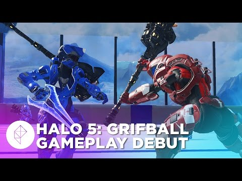 Halo 5 Grifball Gameplay