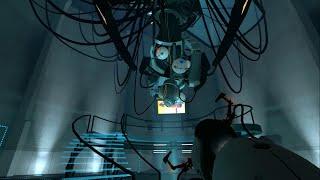 Portal 1 Полное прохождение.