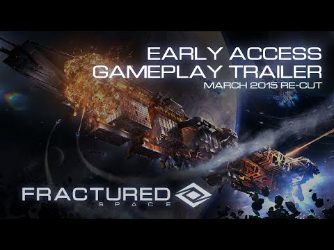 Fractured Space Early Access Trailer (Re-cut)