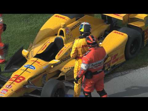 INDYCAR Chronicles: Ryan Hunter-Reay