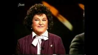 Birgit Nilsson - Da Capo - Interview with August Everding, 1986