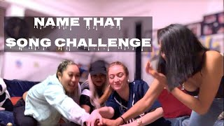 Name that song challenge ft Kat thang