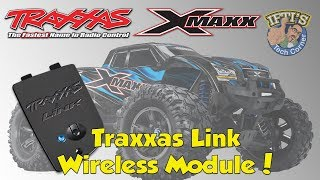 #02 Traxxas X-MAXX 8S - Updating with the Traxxas Link Wireless Module!