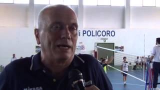 02-07-2014: tdrvolley2014,Intervista a Oreste Vacondio tecnico della Lombardia maschile