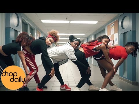 Maleek Berry - Bend It (Dance Video) | Chop Daily