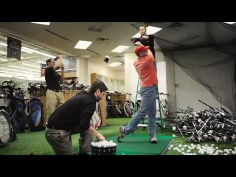 2nd Swing's Wide Golf Club Selection Commercial